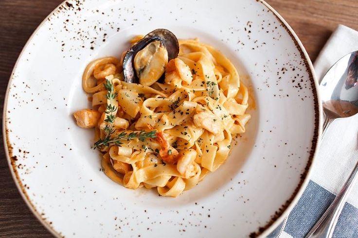 Фетучини: вкуснотень, родом из Италии