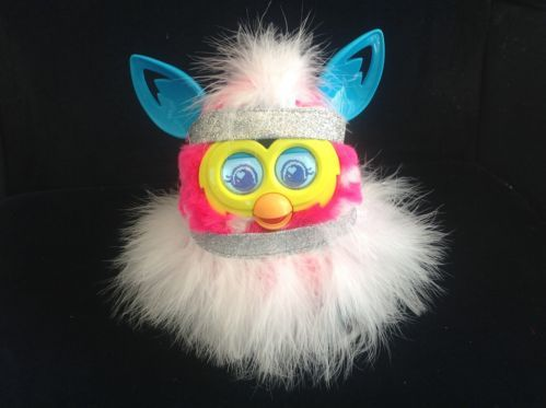 """Outfit for Furby or New Furby Boom handmade clothes """"Swan Lake Ballet"""""""