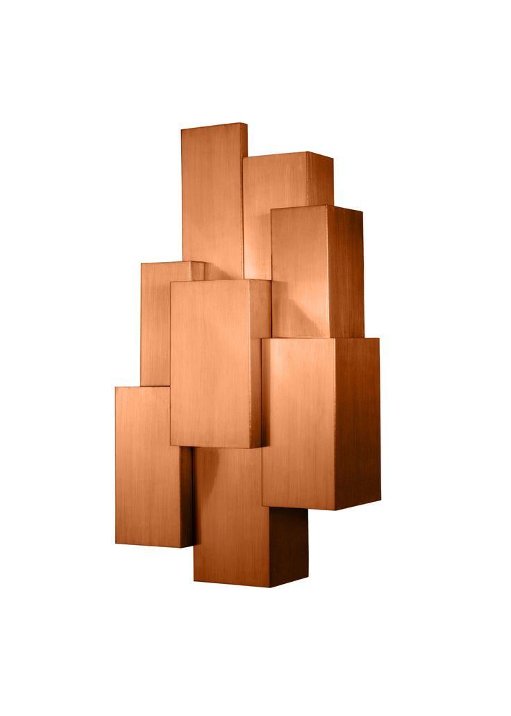 Inspiring Trees wall lamp Designed by Joana Santos Barbosa for INSIDHERLAND  #nature #lamp #copper #livingroom #diningroom #sconce #lighting #luxurylighting #naturelighting #organiclighting #modernlighting #uniquelighting #luxuryinteriors #bestinteriors #interiors #interiordesign #insidherland #jsb