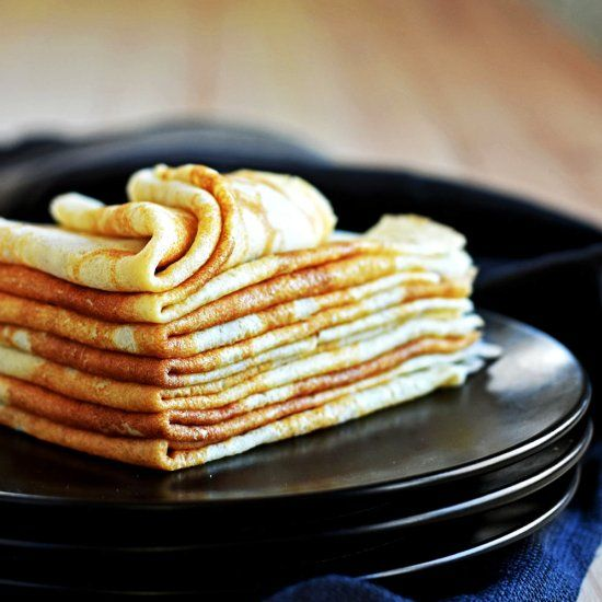 Fool-Proof French Crepes Recipe