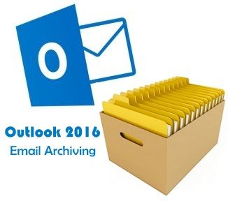 This tutorial will explain you how to attach archive email file in Outlook 2016. #TechFlute #Outlook2016 #HowTo #Tutorials #Windows #Emails