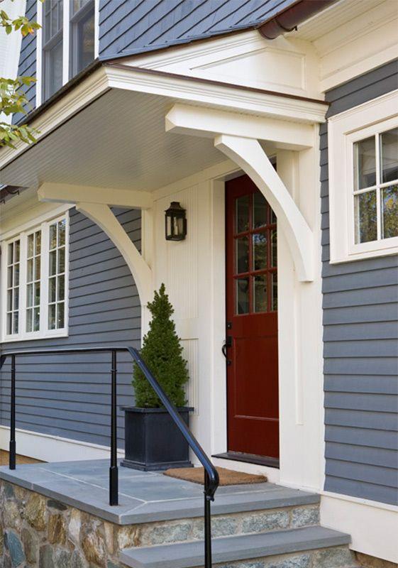 7 Best Front Door Style Images On Pinterest Exterior Homes Purple