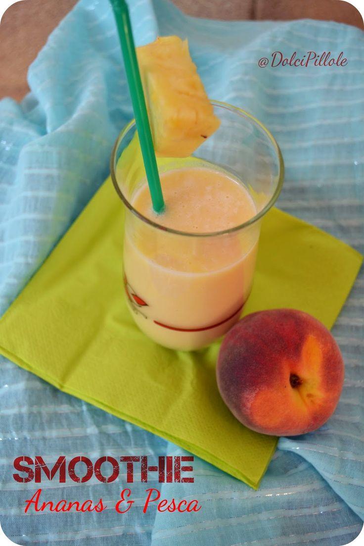 Un mix di energia, vitamine e bontà tutta da bere! #smoothie #dolcipilloleperilpalato #fruits #drink