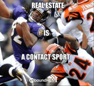 Real Estate Quote : Contact Sport