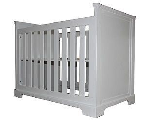 CATHERINE COT - White Finish