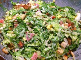 Χριστίνας....Μαγειρέματα!: Σαλάτα Σεφ!