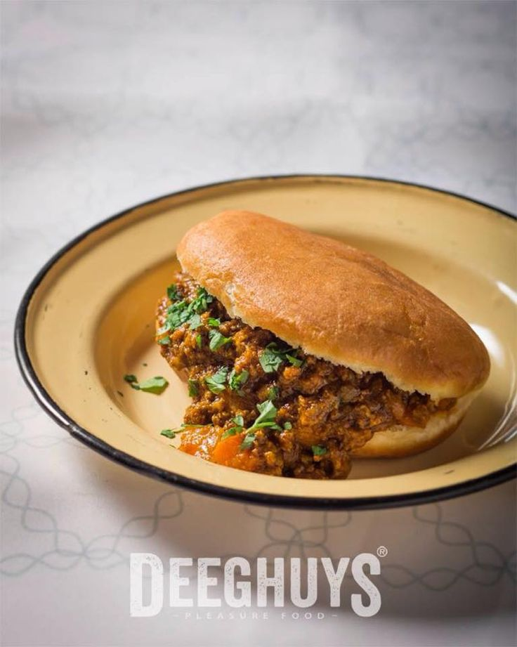 Deeghuys nationwide special - starts today. Keep warm this winter. 6 x pre fried vetkoek and 1 kg Huyskos curry mince - only R120. Offer valid until stocks last.