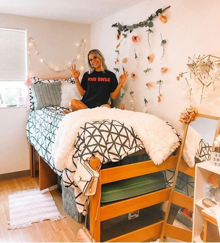 Pin On College Dorm Room Ideas Inspiration