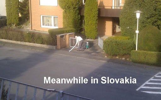Slovakia :D