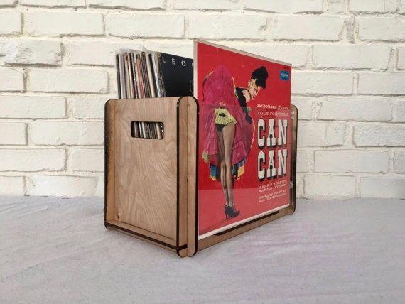 Oltre 25 fantastiche idee su display vinile su pinterest - Porta dischi vinile ...