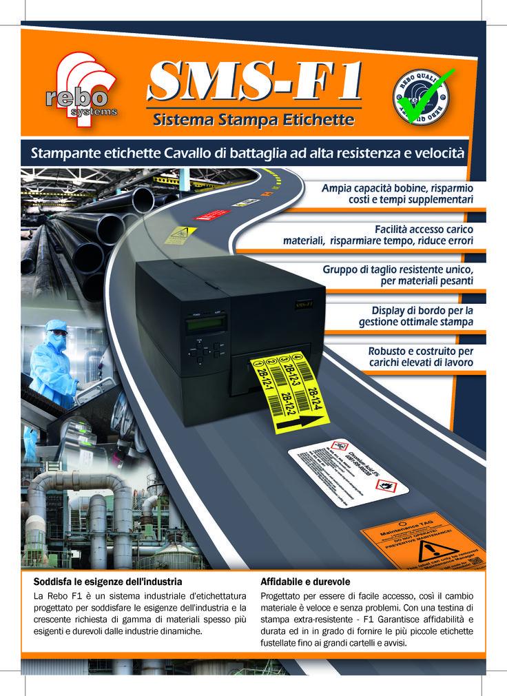 Sistema Stampa Etichette Veloce e robusto