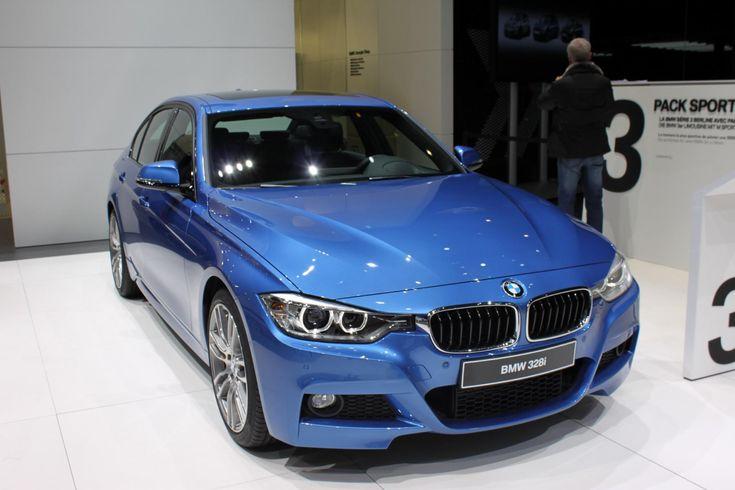 BMW 328i M Sport - sexy