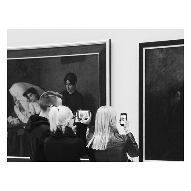 WEBSTA @ dominika_szatkowska - Modern society. 📷 by @panna.ka#whenilearnaboutit…