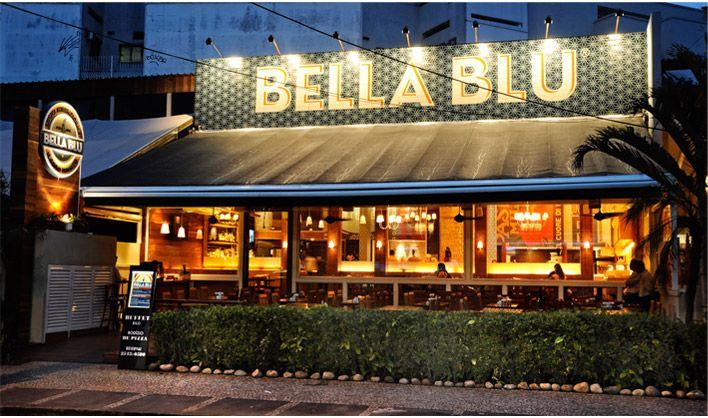 Bella Blu Pizzaria - Barra da Tijuca - Rio de Janeiro
