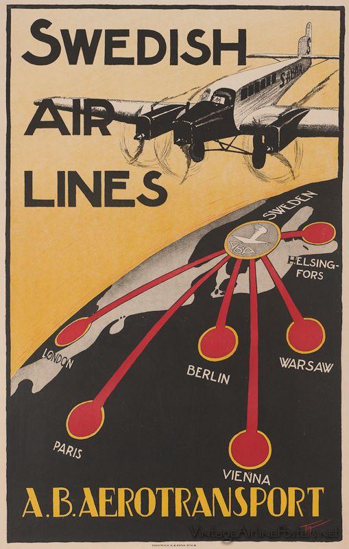 Swedish Air Lines