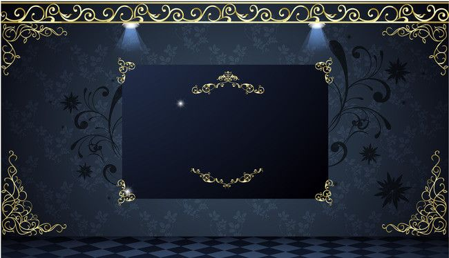 الإطار المعدني خلفية نمط خلفية زرقاء ناقلات المواد Frame Design Frame Photographer