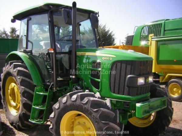 john deere tractors pictures 6100 | jpeg farm equipment for sale john deere 6200 tractor with 620 j d ...