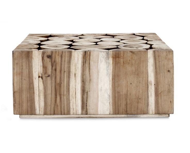Munggur Log Coffee Table - Tables | Weylandts South Africa