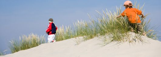In een uurtje varen vanaf de Eemshaven kunt u genieten van een dag op het Duitse waddeneiland Borkum.