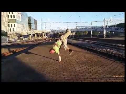 Handstand and some fun :)