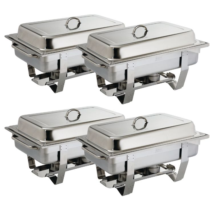 Olympia Milan Chafing Dish Special Offer - Nisbets Australia - Express Catering Equipment