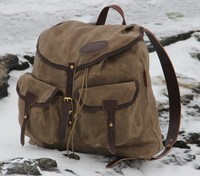 Frost River Geologist Bushcraft Daypack 170
