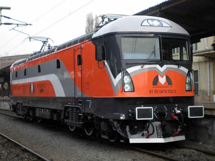 Locomotiva Softronic Phoenix