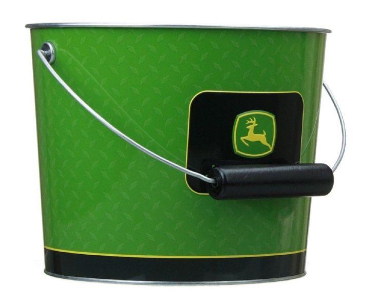 Partytoyz Inc. - John Deere Ice Beer Tin Bucket, $14.99 (http://www.partytoyz.com/john-deere-ice-beer-tin-bucket/)