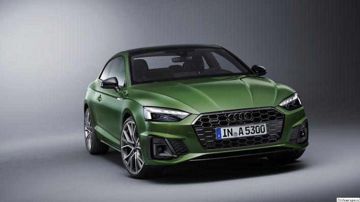 #Audi - #A5 / A5 Coupe (F5 Facelift 2020) - 50 TDI V6 (286 ...