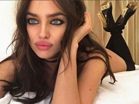 paris moda haftası Irina Shayk Sundayzzzzz Yatak Keyfi Video