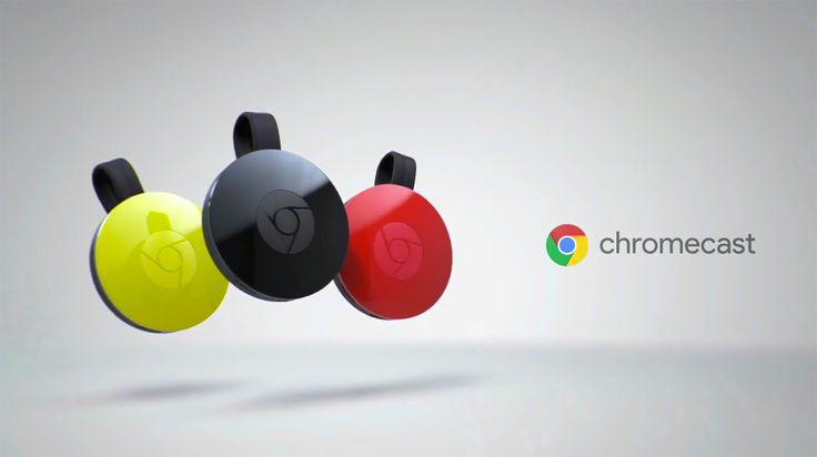 Com mudanças no design, hardware e no aplicativo, novo Chromecast já está disponível em 17 países custando os mesmos 35 dólares de seu antecessor