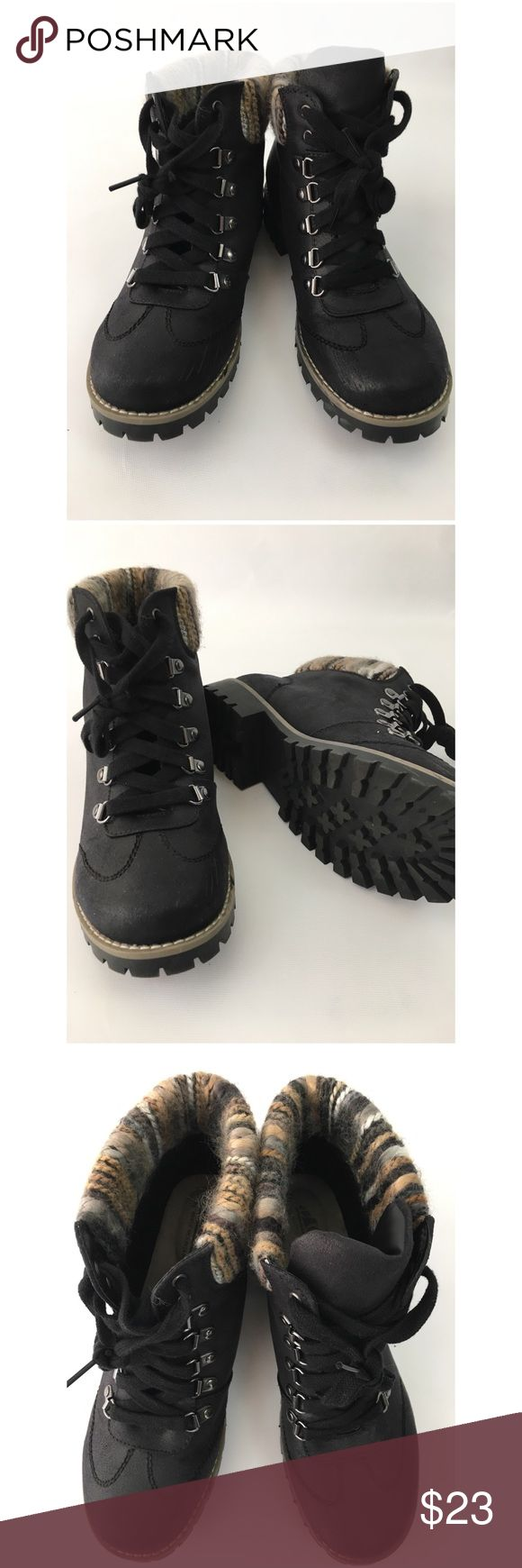 Cliffs White Mountain Ankle Boots Ladies 9.5 Great little black ankle boots for winter. Cliffs by White Mountain in Ladies 9.5 med White Mountain Shoes Ankle Boots & Booties