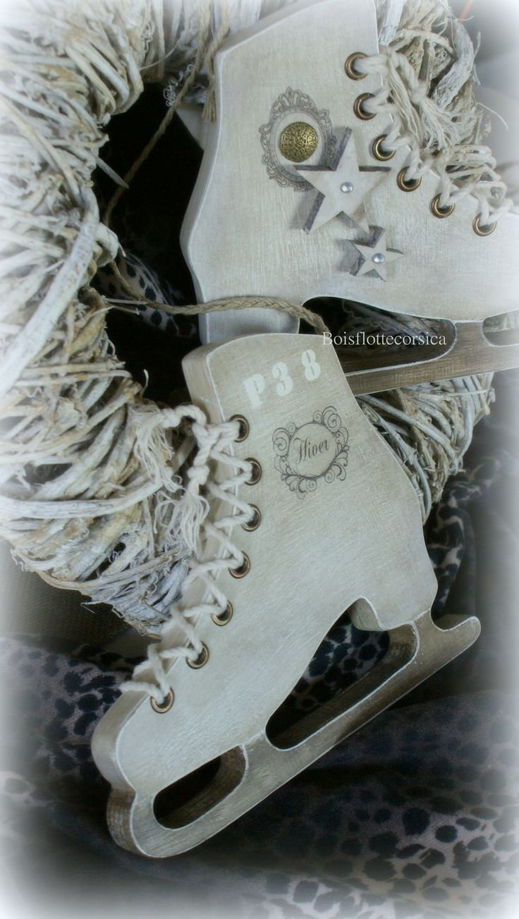 1000 id es sur le th me patinage sur glace sur pinterest for Glace decoration
