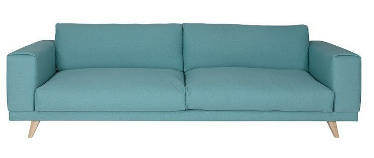 7099,- http://unoliving.com/ivy-sofa-gron-3-pers Ivy Sofa - Grøn - 3 pers - Grøn 3-pers sofa