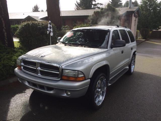2003 Dodge Durango, 143,065 miles, $7,995.