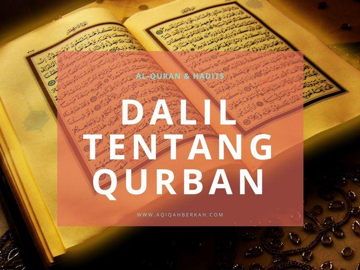 Dalil Qurban