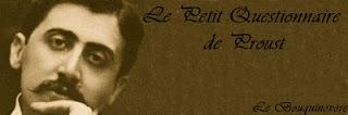 Le Bouquinovore: Le Petit Questionnaire de Proust posé à Chris Simon