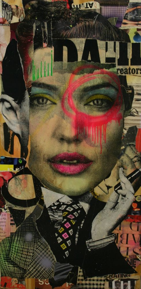 ART-DELI; Faces; Artist; Dain