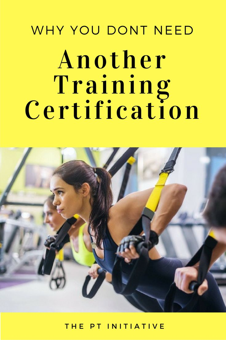 58 best post rehab exercises images on pinterest physical will another personal training certification course be the thing that sets me apart maybe i should get trx certified xflitez Choice Image