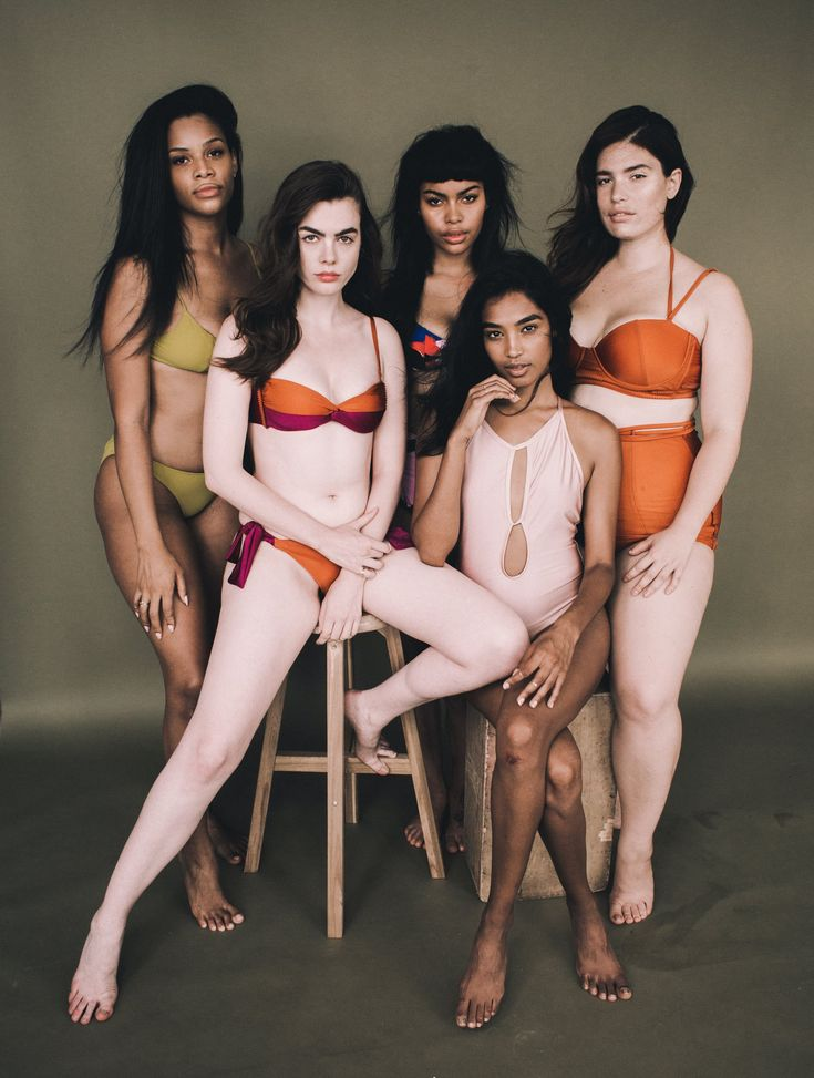 These Models Are Shining a Light on Body Diversity in Fashion, Starting With a Powerful Photo Shoot #photography #bodypositive #plussize