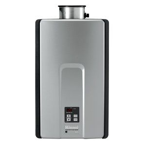 Water Heater (Gas): Rinnai Rl75in Natural Gas Tankless Water Heater