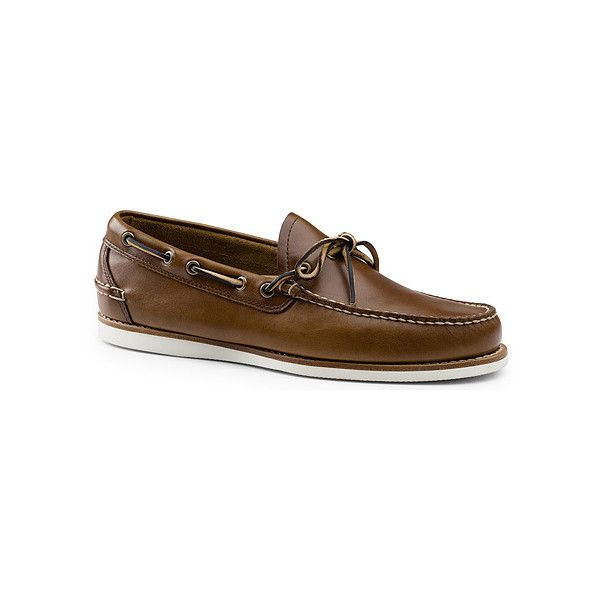 Bass Ackley  Slip-Ons ($64) ❤ liked on Polyvore featuring men's fashion, men's shoes, men's loafers, boat shoes, men's, saddle saddle tan, shoes, slip-ons, mens sperry topsiders and mens slip on boat shoes