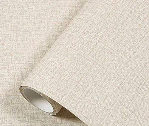 Yancorp Faux Grasscloth Peel Stick Wallpaper Fabric Self Adhesive Contact Paper Linen Removable Fi In 2021 Grasscloth Peel And Stick Wallpaper Self Adhesive Backsplash