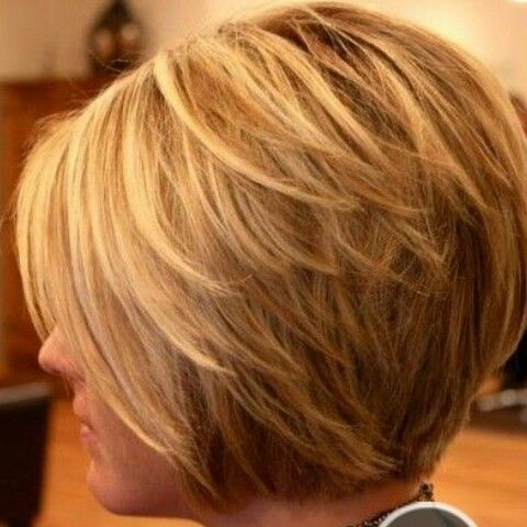 Love this style cut.