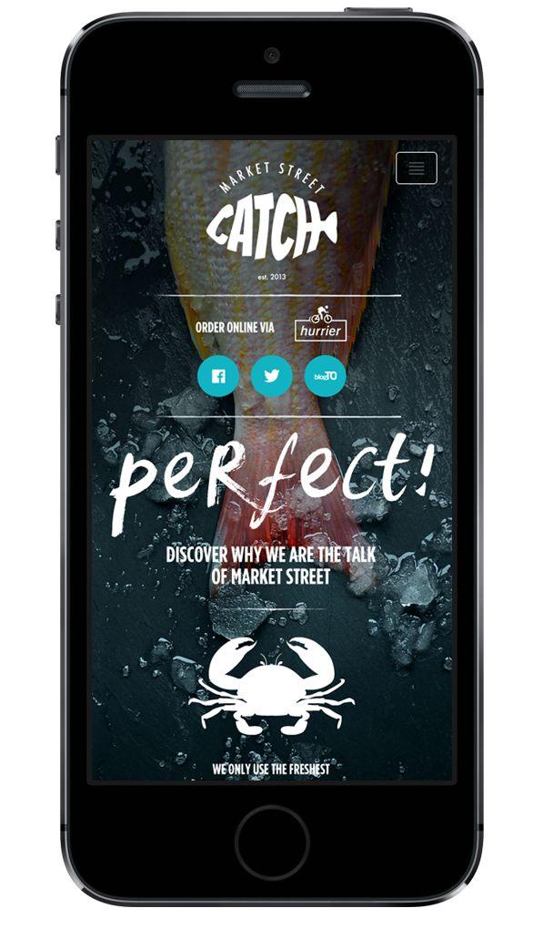Market Street Catch on Web Design Served