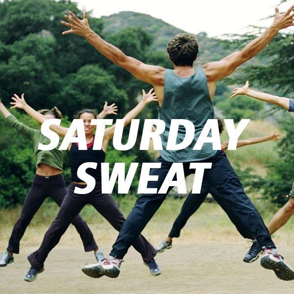 Y aquí la rutina de cada semana para los fines de semana. ¡Hora de sudar! - 1 minuto de Jumping Jack - 1 minuto de levantamientos rápidos de rodillas en el sitio - Correr 1,5 km - 1 minuto de descanso Dos sesiones y ¡a disfrutar del día! #GNC #entrenamiento #training #saturdaysweat #vivemejor