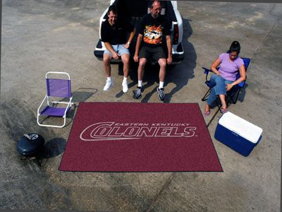 Eastern Kentucky University Nylon NCAA Outdoor Ulti-Mat