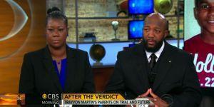 """Affaire Trayvon Martin : """"S'il avait été blanc, rien ne serait arrivé"""", selon son père"""