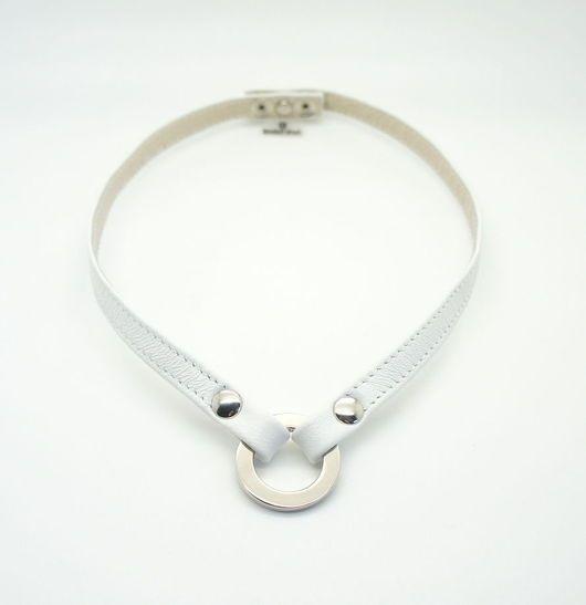Кулоны, подвески ручной работы. Заказать Кожаный браслет-подвеска для очков. Dukova Design. Ярмарка Мастеров. Браслеты, кожаные браслеты
