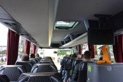 Berlin-Leipzig-Berlin - Mein Fernbus